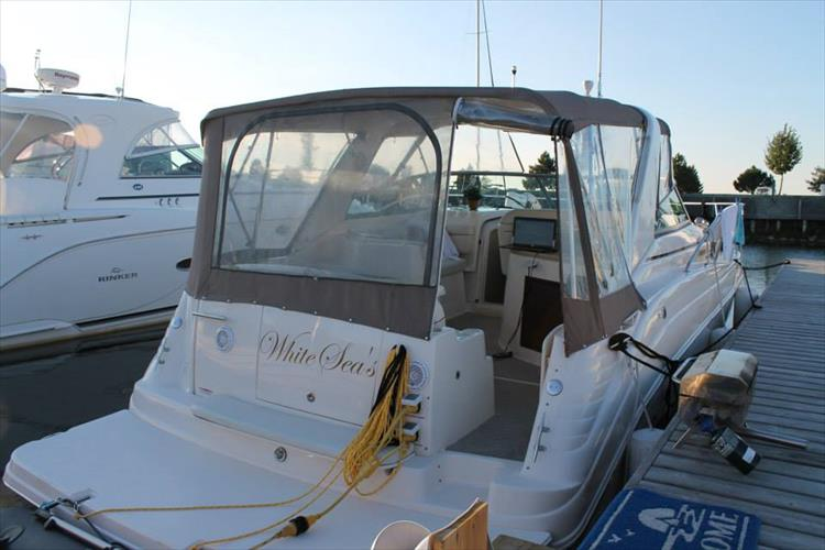 Photo 1 of 35 - 2006 Rinker 342 Fiesta Vee for sale