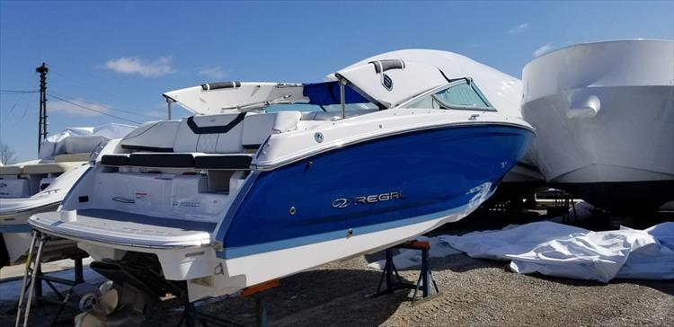 Photo 3 of 10 - 2019 Regal 22 Fasdeck for sale