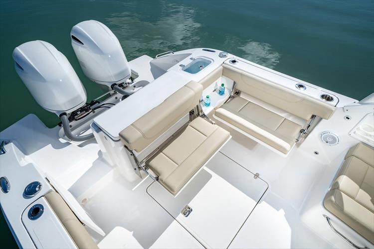 2020 Pursuit Dc 266 Dual Console Crate S Lake Country