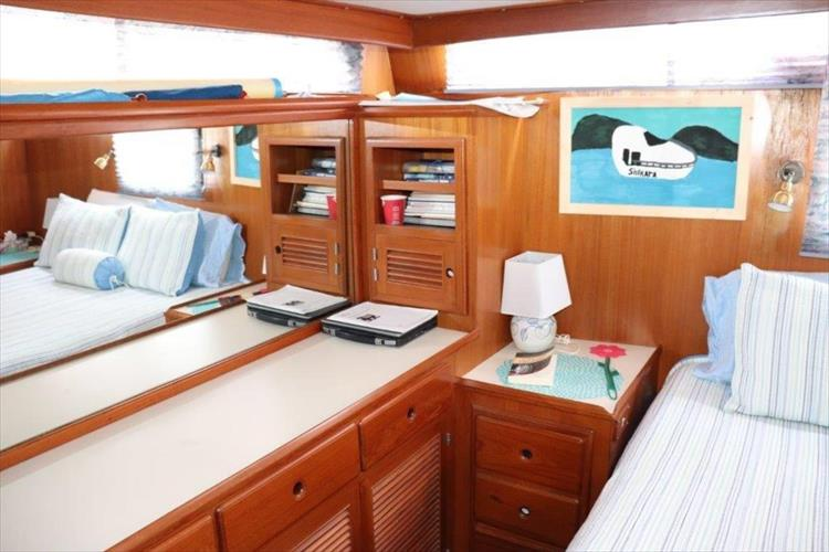 Photo 102 of 114 - 1988 Kha Shing Over Seas 40 Sundeck for sale