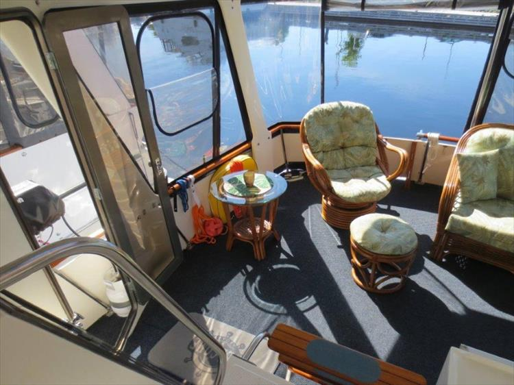 Photo 44 of 114 - 1988 Kha Shing Over Seas 40 Sundeck for sale