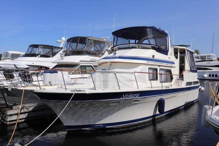 Photo 4 of 114 - 1988 Kha Shing Over Seas 40 Sundeck for sale
