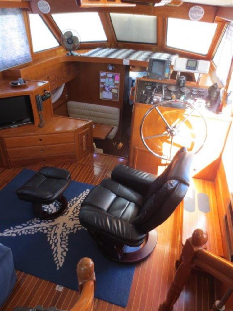 Photo 48 of 114 - 1988 Kha Shing Over Seas 40 Sundeck for sale