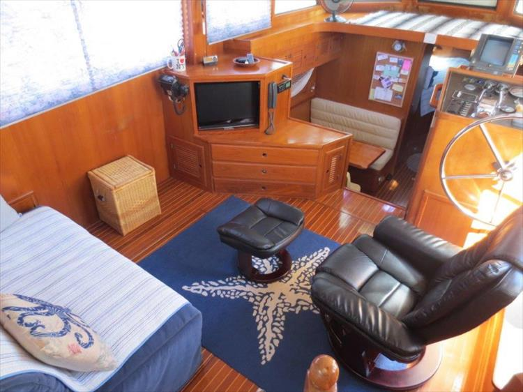 Photo 49 of 114 - 1988 Kha Shing Over Seas 40 Sundeck for sale