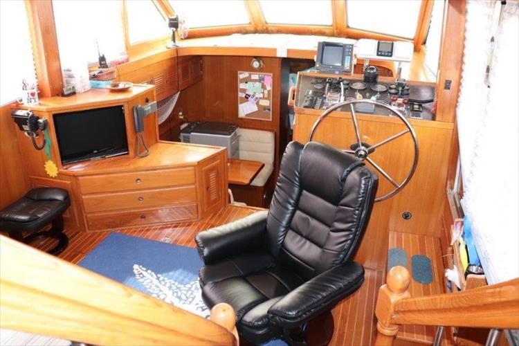 Photo 51 of 114 - 1988 Kha Shing Over Seas 40 Sundeck for sale