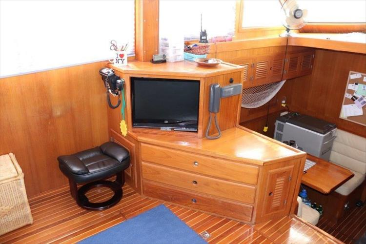 Photo 52 of 114 - 1988 Kha Shing Over Seas 40 Sundeck for sale