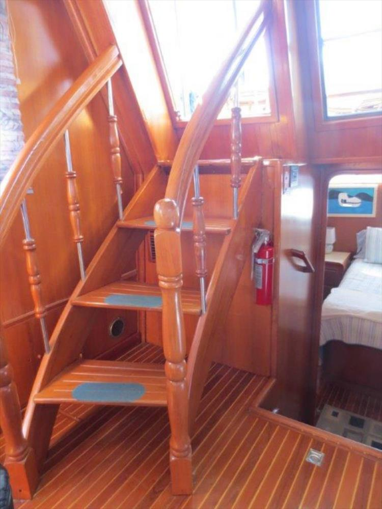 Photo 58 of 114 - 1988 Kha Shing Over Seas 40 Sundeck for sale