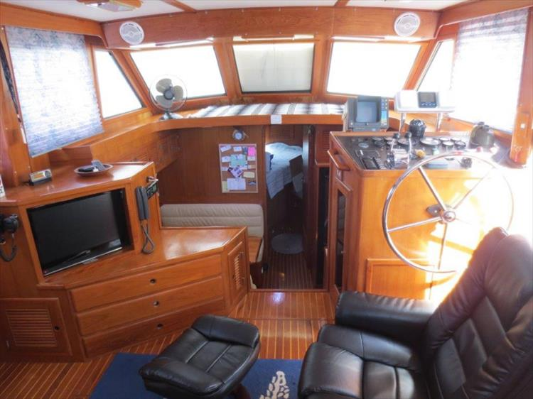 Photo 60 of 114 - 1988 Kha Shing Over Seas 40 Sundeck for sale