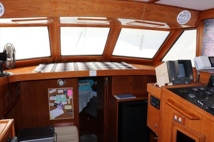 Photo 69 of 114 - 1988 Kha Shing Over Seas 40 Sundeck for sale