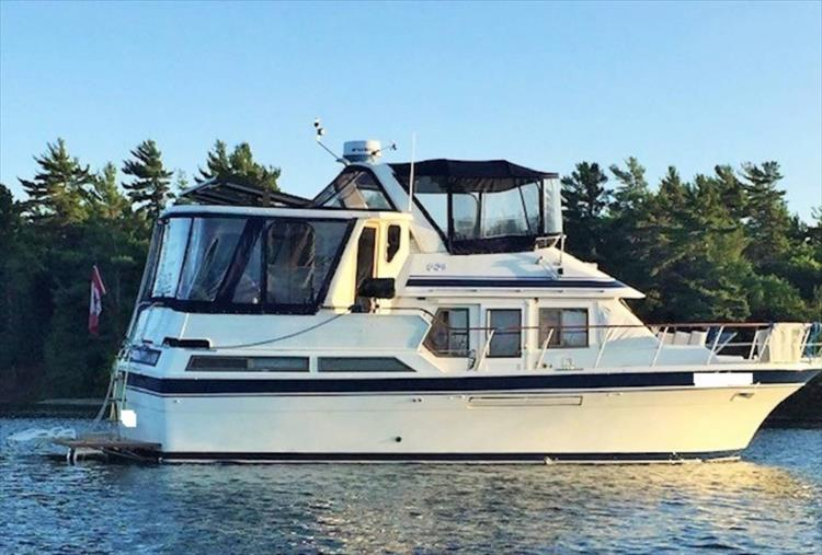 Photo 1 of 114 - 1988 Kha Shing Over Seas 40 Sundeck for sale