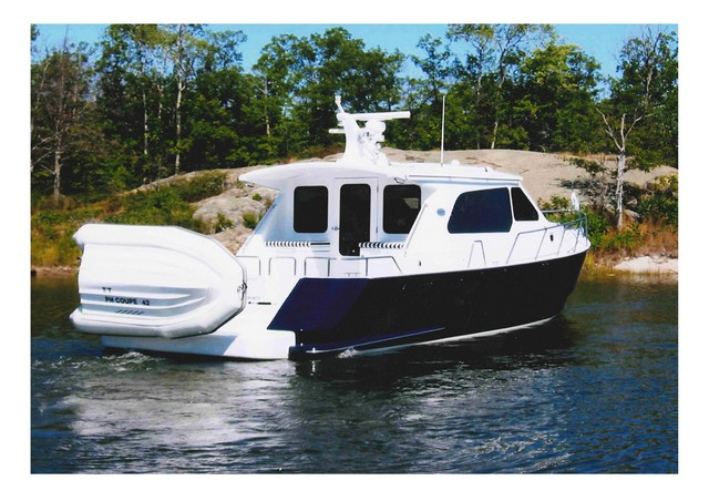 Photo 10 of 95 - 2003 Dover Craft 42 Pilot House for sale