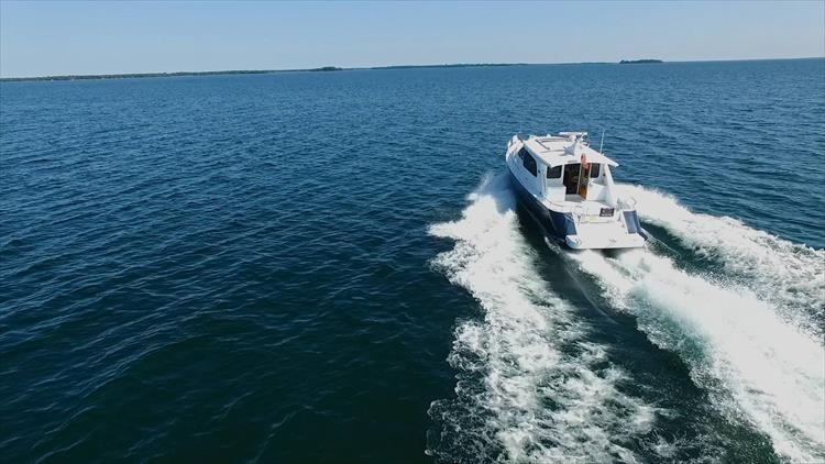 Photo 9 of 95 - 2003 Dover Craft 42 Pilot House for sale