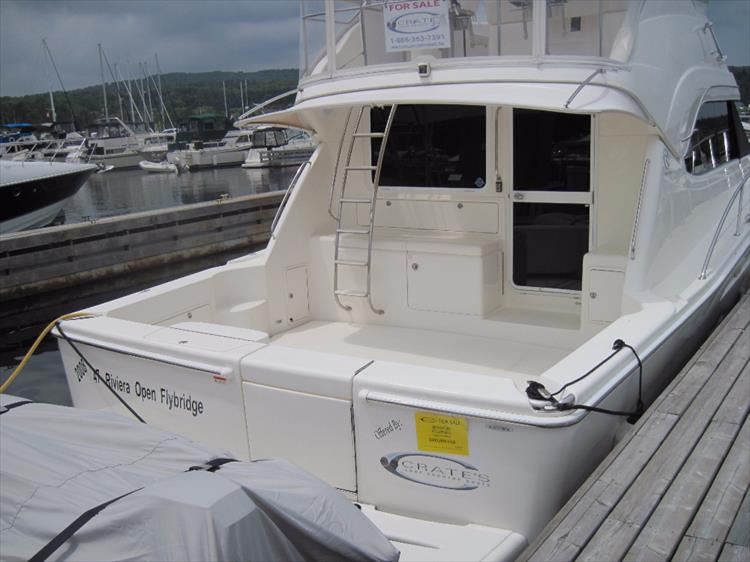 Photo 2 of 26 - 2008 Riviera 47 Open Flybridge Series II for sale