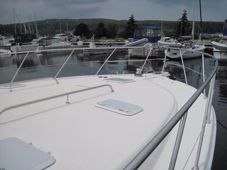 Photo 3 of 26 - 2008 Riviera 47 Open Flybridge Series II for sale