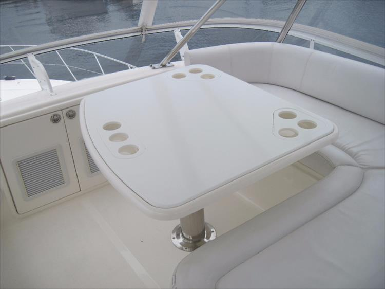 Photo 12 of 26 - 2008 Riviera 47 Open Flybridge Series II for sale