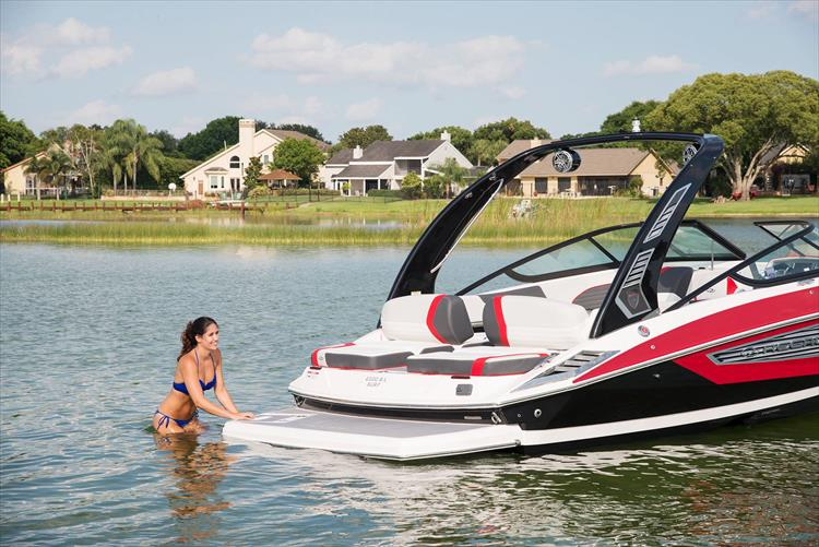 2018 Regal 2300 Rx Surf Crate S Lake Country Boats New