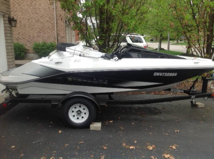 Photo 2 of 6 - 2015 Scarab 165 Jet for sale