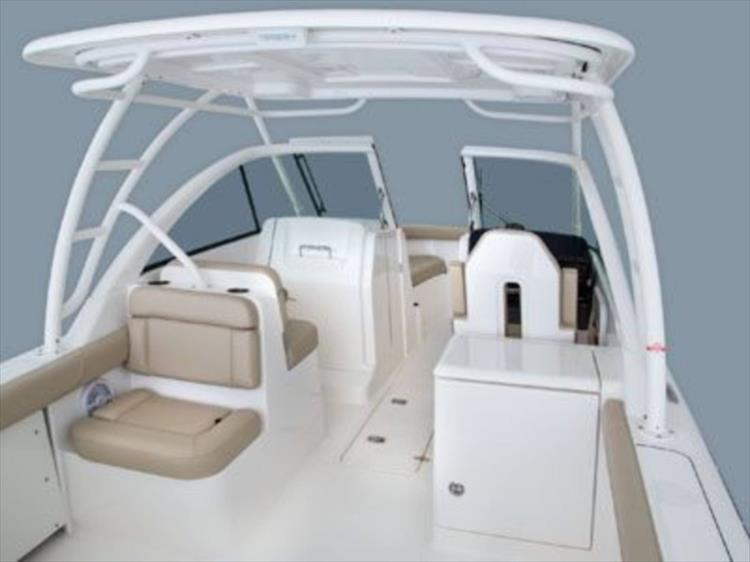 Brochure Image - Cockpit - Photo 20 of 22 - 2016 Pursuit DC 265 for sale