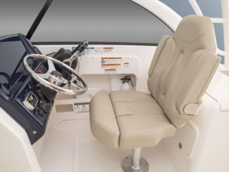 Brochure Image - Helm - Photo 21 of 22 - 2016 Pursuit DC 265 for sale