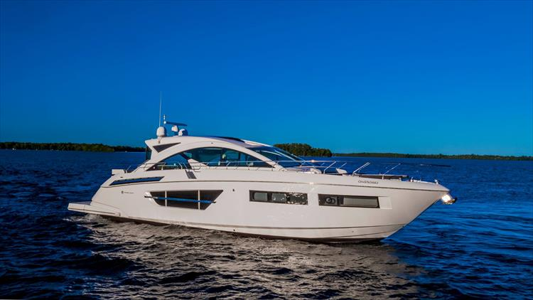Photo 2 of 68 - 2018 Cruisers Yachts 60 Cantius for sale