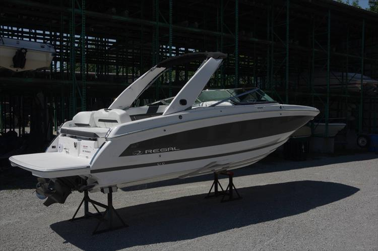 Photo 3 of 27 - 2019 Regal 26 Fasdeck for sale