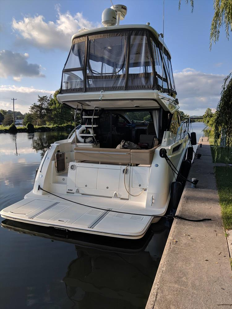 Photo 2 of 3 - 2016 Sea Ray 400 Fly for sale