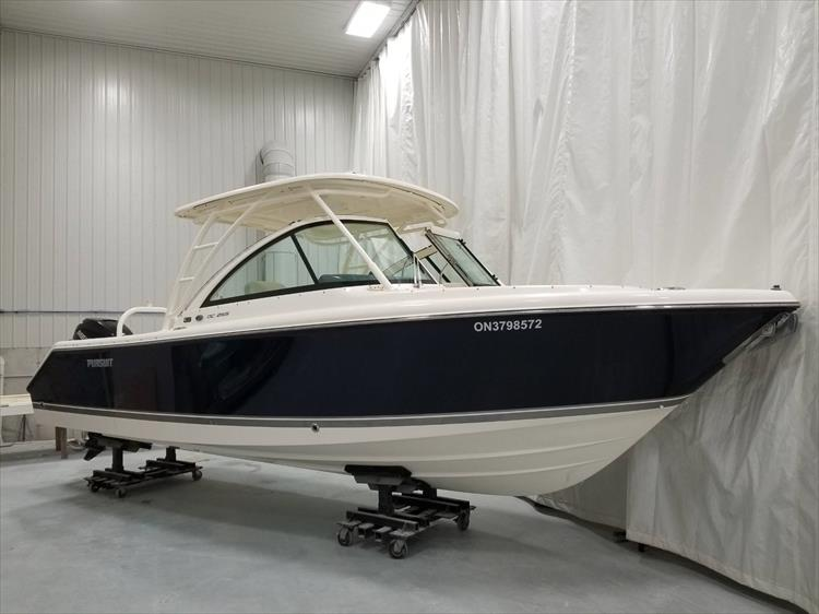 Photo 1 of 55 - 2011 Pursuit DC 265 for sale