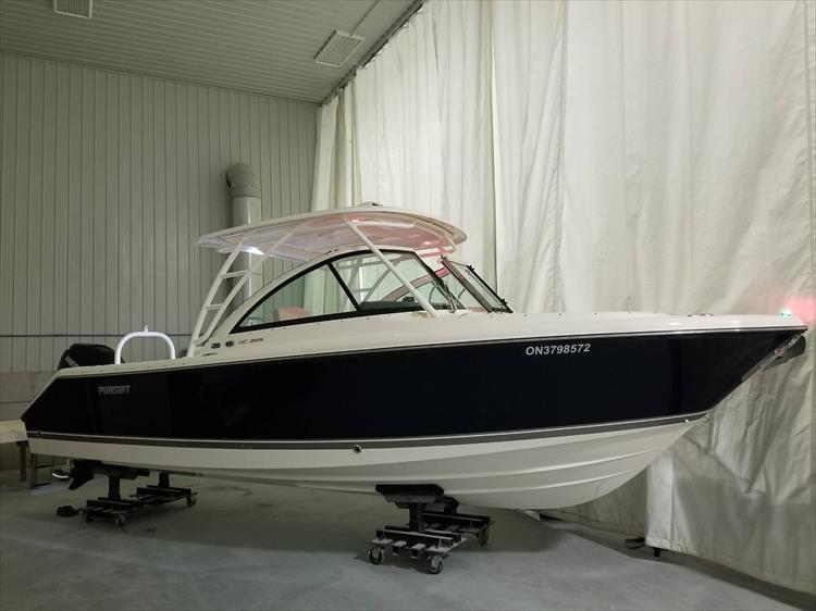Photo 2 of 55 - 2011 Pursuit DC 265 for sale