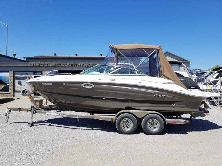 Photo 4 of 38 - 2013 Cruisers Yachts 238 Bowrider for sale