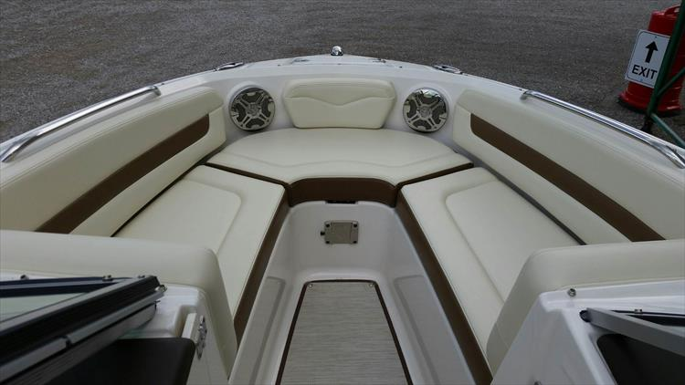 Photo 8 of 21 - 2017 Chaparral 226 SSi for sale