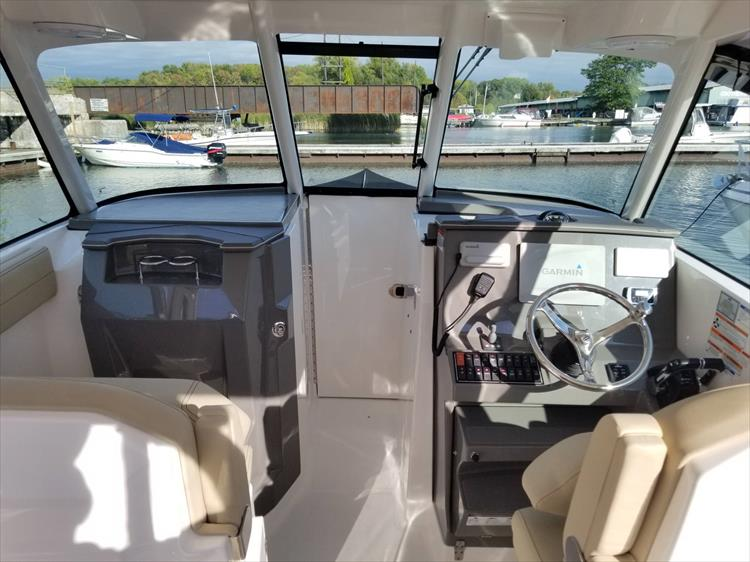Photo 12 of 36 - 2017 Pursuit DC 295 Dual Console for sale
