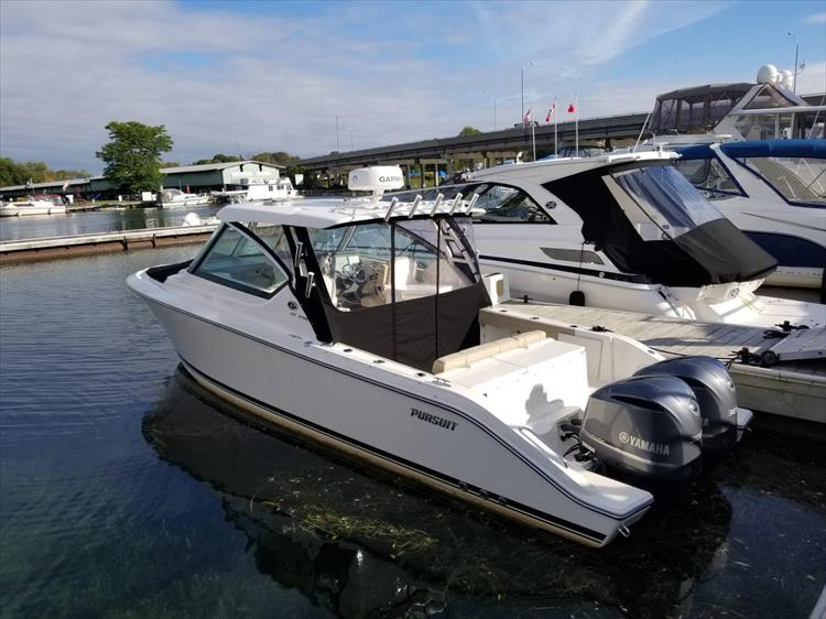 Photo 2 of 36 - 2017 Pursuit DC 295 Dual Console for sale
