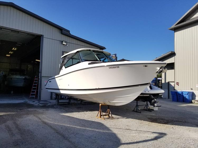 Photo 25 of 36 - 2017 Pursuit DC 295 Dual Console for sale