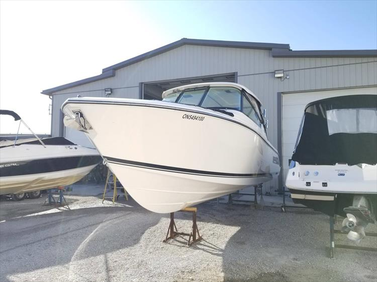 Photo 26 of 36 - 2017 Pursuit DC 295 Dual Console for sale
