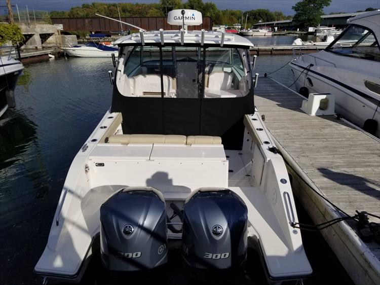Photo 3 of 36 - 2017 Pursuit DC 295 Dual Console for sale