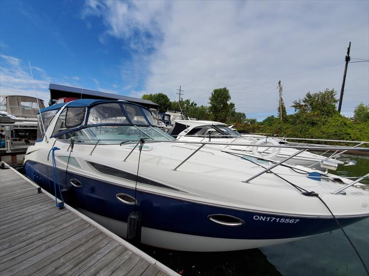 Photo 1 of 31 - 2008 Bayliner 320 Express for sale