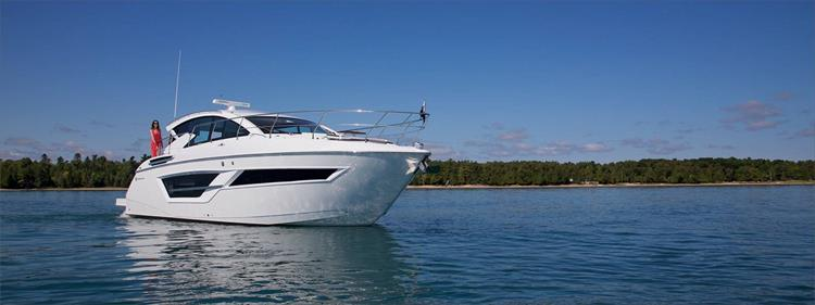 Photo 1 of 1 - 2020 Cruisers Yachts 46 Cantius for sale