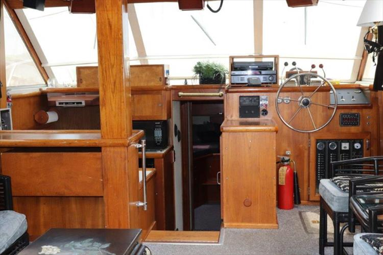 Photo 43 of 73 - 1977 Chris Craft 42 Convertible for sale