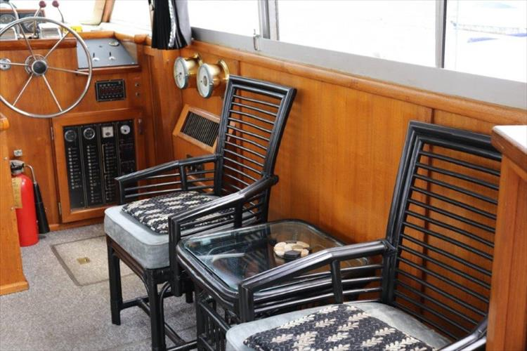 Photo 47 of 73 - 1977 Chris Craft 42 Convertible for sale