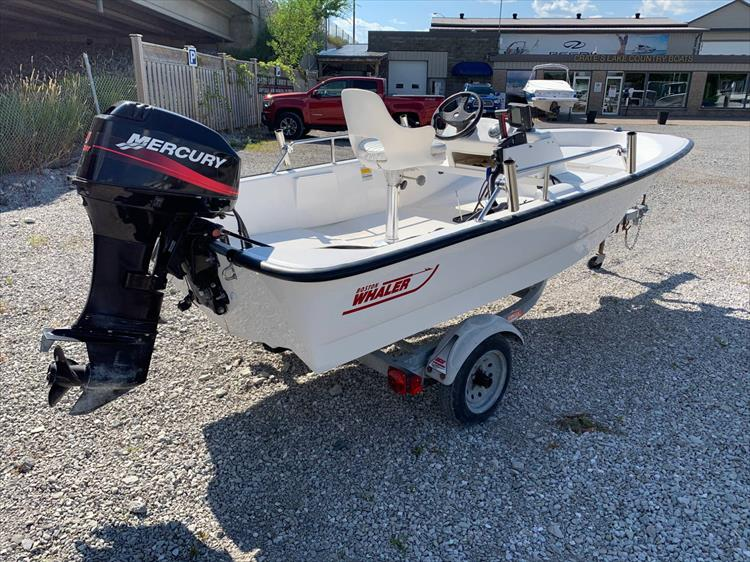 Photo 4 of 4 - 2001 Boston Whaler 130 Sport for sale