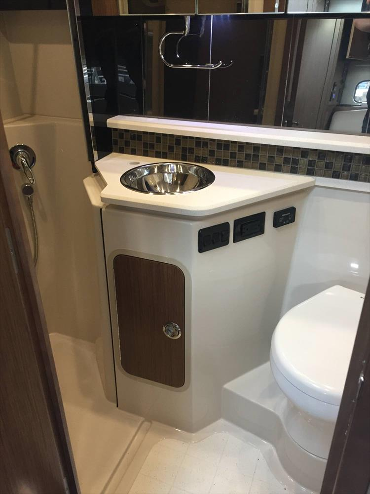 Photo 61 of 72 - 2017 Cruisers Yachts 38 Express for sale