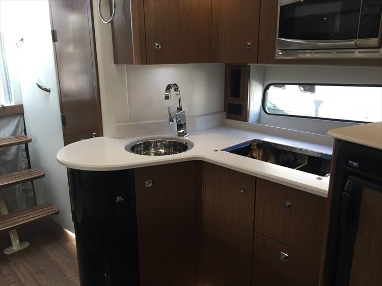 Photo 58 of 72 - 2017 Cruisers Yachts 38 Express for sale