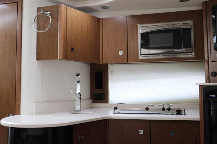 Photo 54 of 72 - 2017 Cruisers Yachts 38 Express for sale