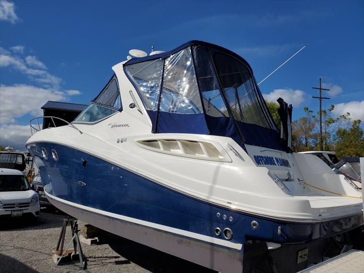 Photo 1 of 40 - 2008 Sea Ray 310 Sundancer for sale