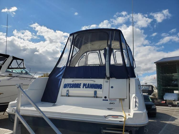 Photo 3 of 40 - 2008 Sea Ray 310 Sundancer for sale