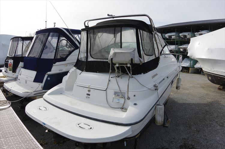 Photo 4 of 30 - 1997 Doral 300 SC for sale