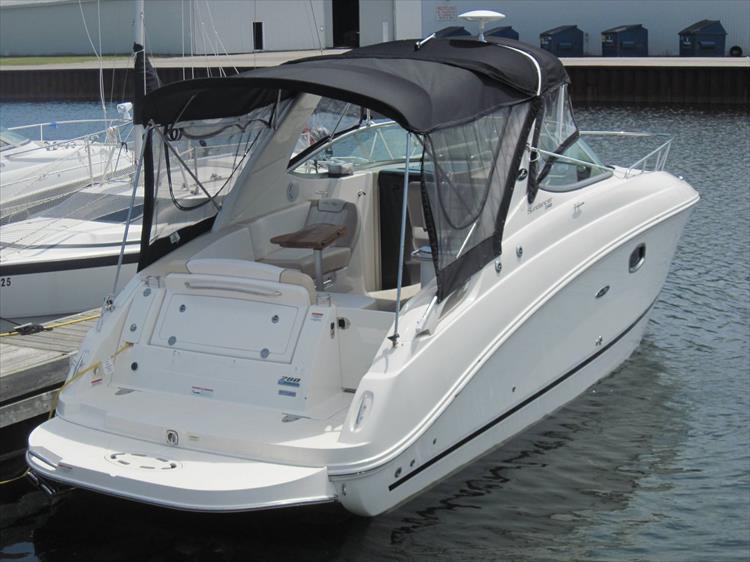 2012 Sea Ray 280 Sundancer for Sale in Orillia, Ontario